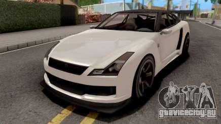 GTA V Annis Elegy RH8 для GTA San Andreas