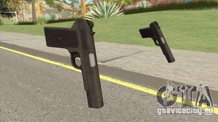 Pistol Otel Rapid для GTA San Andreas