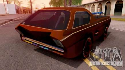 Dodge Deora Hot Wheels Turbo Racing для GTA San Andreas