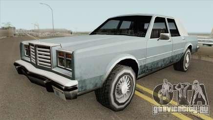 Schyster Greenwood MQ для GTA San Andreas