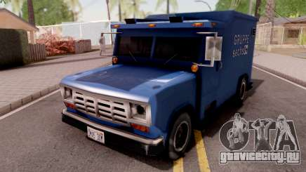 Benson Securicar для GTA San Andreas