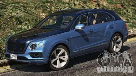 Bentley Bentayga для GTA 5