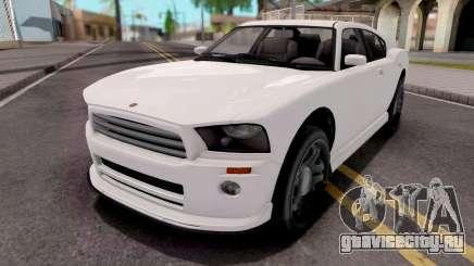 GTA V Bravado Buffalo для GTA San Andreas