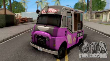 Transformers ROTF Skids And Mudflap Ice Cream для GTA San Andreas