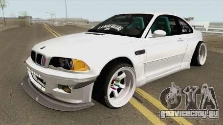 BMW M3 E46 Pandem Custom для GTA San Andreas