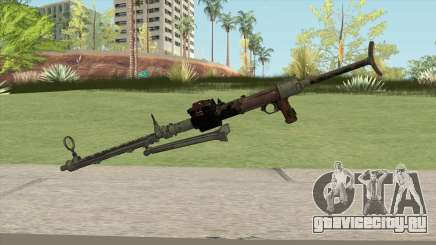 COD WW2 - MG-15 Anti-Aircraft MG (Default) для GTA San Andreas