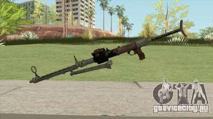 COD WW2 - MG-15 Anti-Aircraft MG (Default) для GTA San Andreas