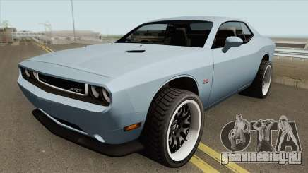 Dodge Challenger SRT8 2013 для GTA San Andreas