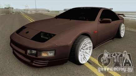 Nissan Fairlady Z Version S Twin Turbo 1994 HQ для GTA San Andreas