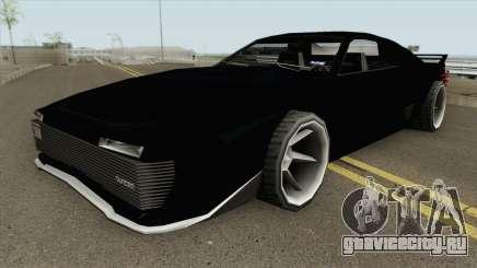 QUDRA From Cyberpunk 2077 (SA Style) для GTA San Andreas