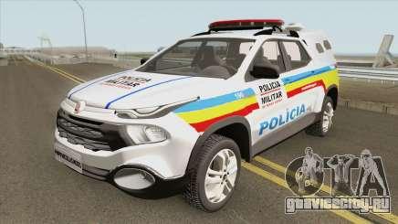 Fiat Toro (PMMG) для GTA San Andreas