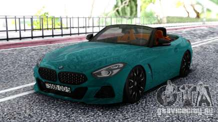 BMW Z4 2019 для GTA San Andreas