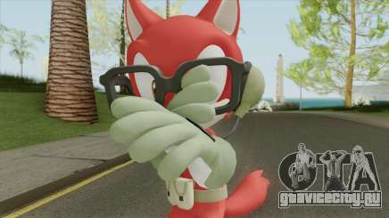 Rookie (Sonic Forces) для GTA San Andreas