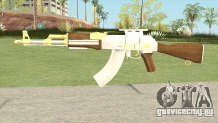Classic AK47 V3 (Tom Clancy: The Division) для GTA San Andreas