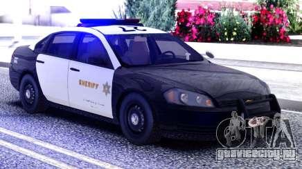 Chevrolet Impala Police Car для GTA San Andreas