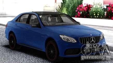 Mercedes-Benz E63 AMG W212 Akrapovič для GTA San Andreas