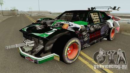 Roadbuster Vehicle для GTA San Andreas