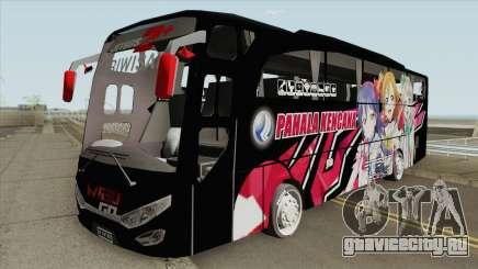 Jetbus 2 HD для GTA San Andreas