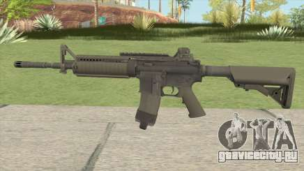 Warface M4A1 (Default) для GTA San Andreas