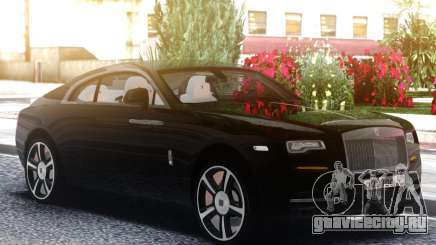 Rolls Royce Wraith 2018 для GTA San Andreas