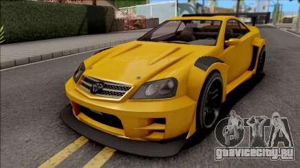 GTA V Benefactor Feltzer для GTA San Andreas