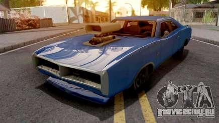 Imponte Dukes GTA 5 Texturas Personalizadas для GTA San Andreas
