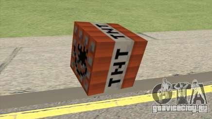 TNT Minecraft для GTA San Andreas