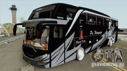 Jetbus 2 SHD для GTA San Andreas