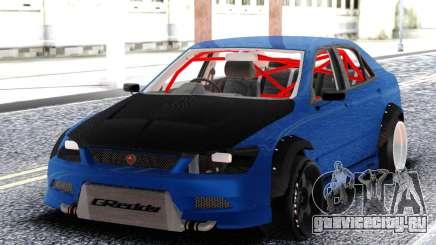 Toyota Alteza Racing для GTA San Andreas