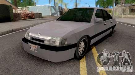 Chevrolet Omega v4 SA Style GTA SA для GTA San Andreas