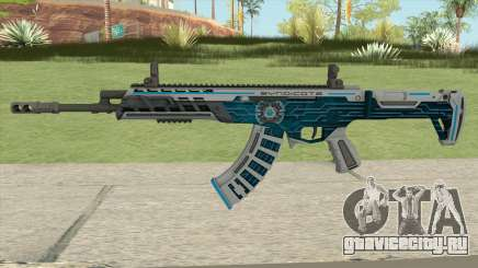 Warface AK-Alfa Syndicate (Without Grip) для GTA San Andreas