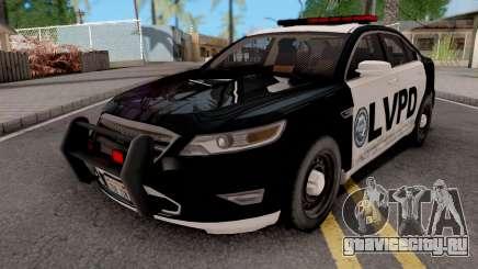 Ford Taurus Cop для GTA San Andreas