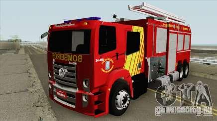 Volkswagen Constellation BOMBEIROS PR для GTA San Andreas