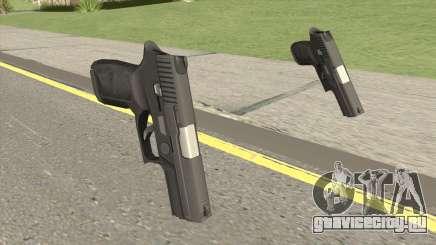 CS-GO Alpha P250 для GTA San Andreas