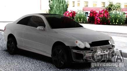 Mercedes-Benz CLK320 для GTA San Andreas