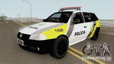 Volkswagen Parati (PMPR) для GTA San Andreas