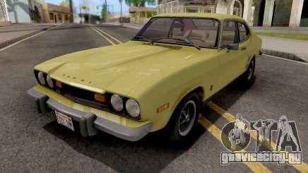 Mercury Capri 2600 1973 IVF для GTA San Andreas