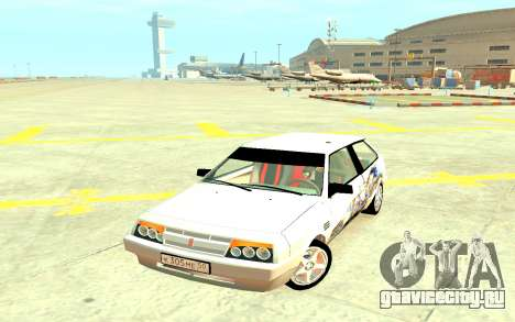 VAZ 2108 Pro Sport для GTA 4