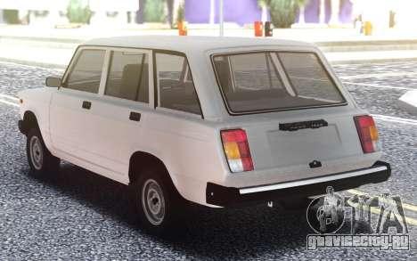 ВАЗ 2104 Сток для GTA San Andreas