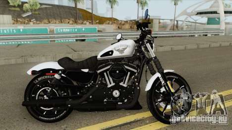 Harley-Davidson XL883N Sportster Iron 883 V2 для GTA San Andreas