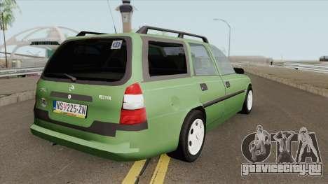 Opel Vectra B Caravan для GTA San Andreas