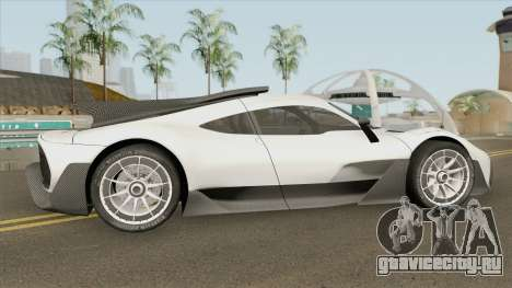 Mercedes-Benz AMG Project One для GTA San Andreas