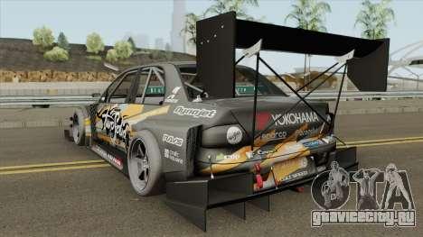 Mitsubishi Lancer Evolution VIII (Time Attack) для GTA San Andreas