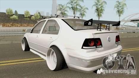 Volkswagen Jetta Tuned для GTA San Andreas
