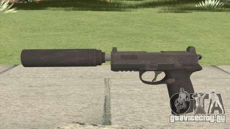 FNP-45 Silenced для GTA San Andreas