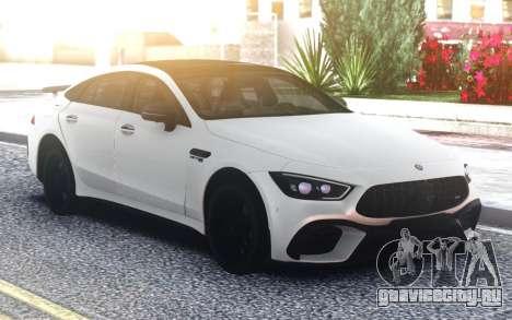 Mercedes-Benz AMG GT63 S 4door Carbon Edition для GTA San Andreas