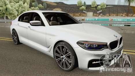BMW 540i G30 2018 для GTA San Andreas
