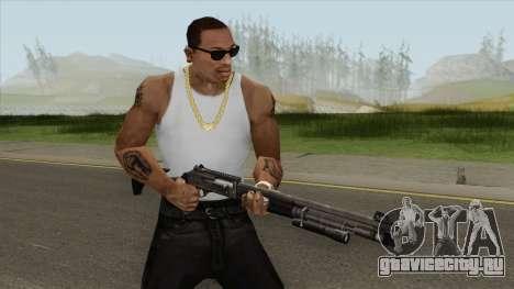 Auto Shotgun HQ (L4D2) для GTA San Andreas
