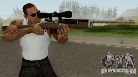 Hunting Rifle HQ (L4D2) для GTA San Andreas