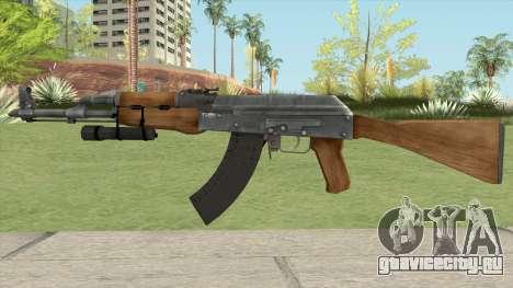AKM HQ (L4D2) для GTA San Andreas